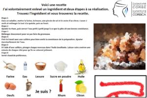 Les saveurs de France : Corse