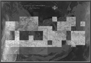 E137 CARTE - 1er challenge pour l'énigme du DRAGON
