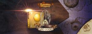 Les Gardiens de Legende - La chasse au trésor