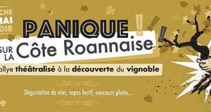 Panique sur la Côte Roannaise
