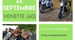 Chasse aux trésors moto AZIMUTRIP