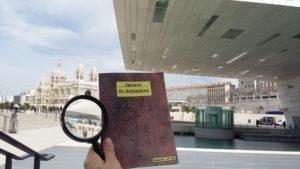 Marseille et la BD : l'enquête - Marseille