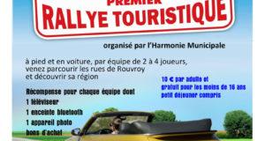 Rallye touristique à Rouvroy - Pas-de-Calais