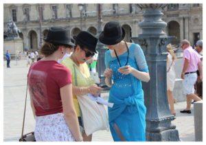 Urban Game Paris : GPS Escape Game