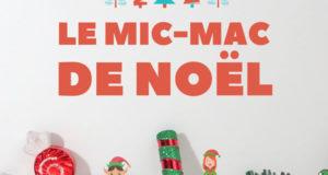 Le Mic-mac de Noël - Escape game à la maison