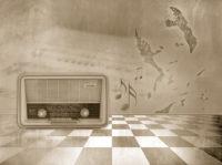Musique - Radio - Vintage