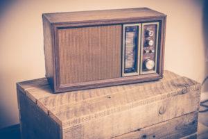 Vintage - Radio - Musique