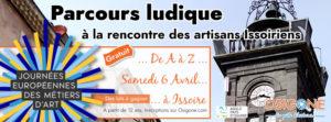 Parcours ludique à Issoire