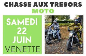 La Chasse aux Trésors Moto - 4ème édition