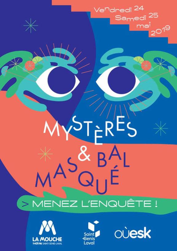 Saint-Genis-Laval - Mystères & bal masqué