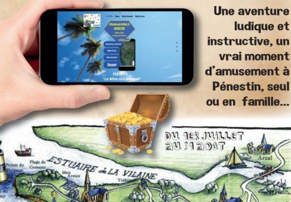 Chasse au trésor dans Pénestin - Morbihan