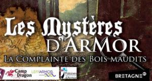 Les Mystères d'Armor - La complainte des bois maudits