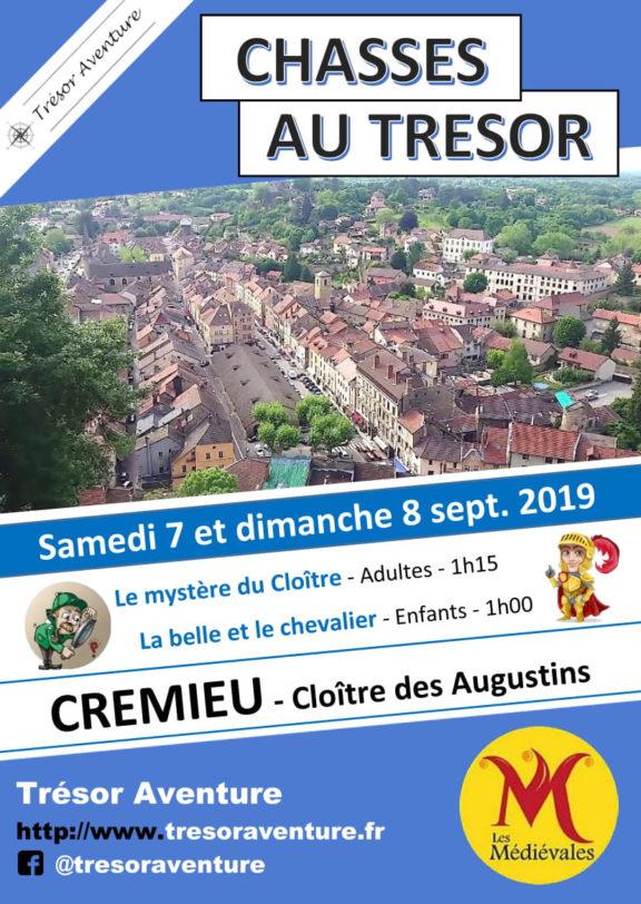 Médiévale de Crémieu - Chasses au trésor pour enfants et adultes