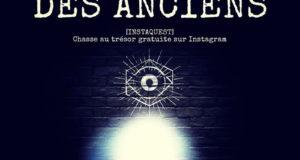 L'Ombre des Anciens, InstaQuest, chasse au trésor sur Instagram
