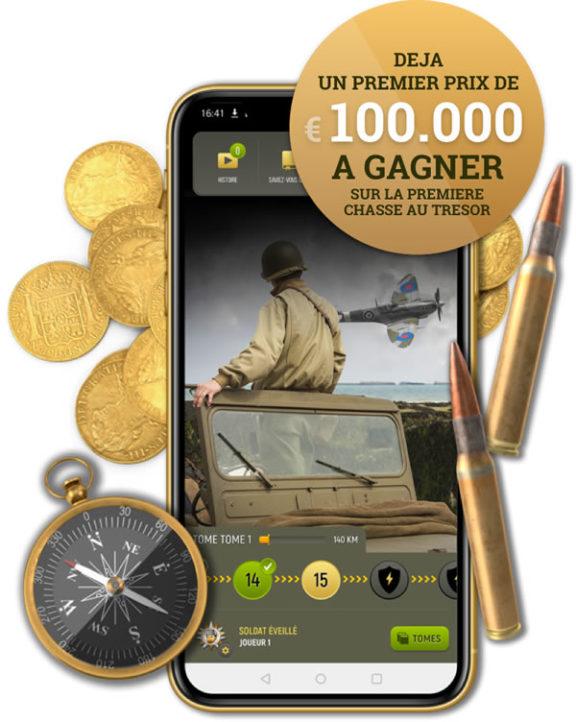 Time is Gold - Chasses au trésor
