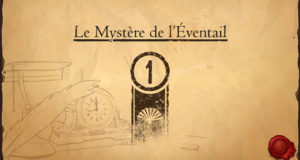 Le Mystère de l'Éventail