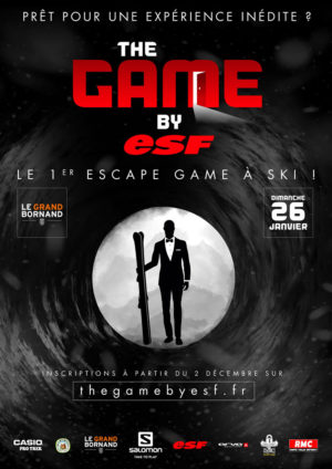 The Game by ESF - Escape Game à ski