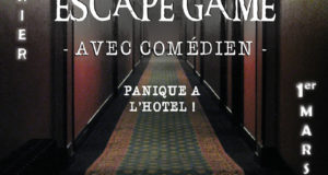 Escape game à l'hôtel