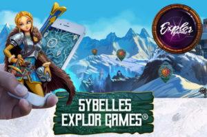 Jeu de piste sur smartphone - Domaine des Sybelles