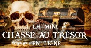 Un Trésor à Paris : chasse au trésor en ligne