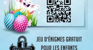 Escape game pour enfants spécial Pâques