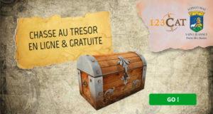 Chasse au trésor virtuelle gratuite