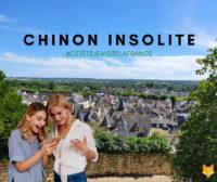 Balade ludique à Chinon