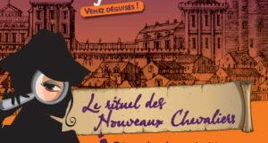 Chasse aux trésors de Vincennes 2020