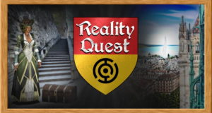 Reality Quest - Chasses au trésor Android et iOS
