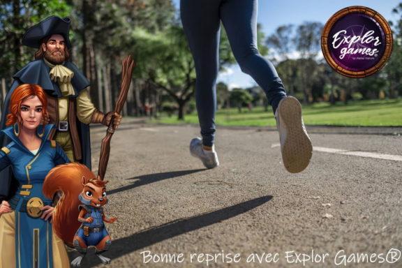 Rentrée 2020 Explor Games®