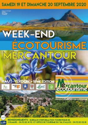 Week-end écotourisme - Mercantour - Chasse au trésor à Allos
