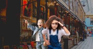 A Paris : les enfants, on fait quoi aujourd'hui ?