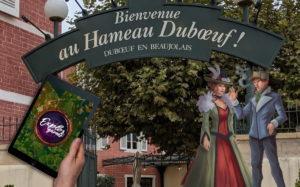 Explor Games® la Légion de Métal - Hameau Duboeuf