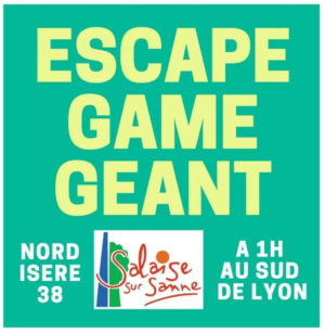 Escape game en plein air - Isère