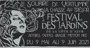 Le sourire de Vertumne - Chasses au trésor du Festival des jardins