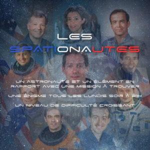 Les Spationautes