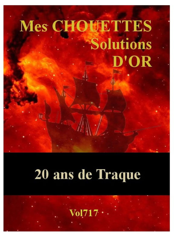 Mes CHOUETTES Solutions D'OR - Vol717