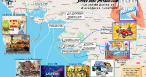 Pistago - Jeux de pistes et d'aventures numériques