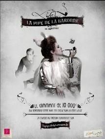 La pipe de la Baronne