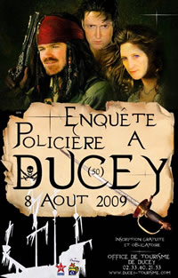 Ducey 2009 - Enquête policière