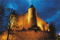 Chasse au trésor au Château de Grandson