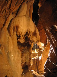 Les grottes de Saint Christophe