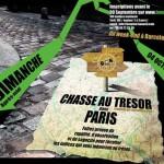 Chasse au trésor à Paris