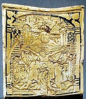 Pendentif en or (15e siècle)