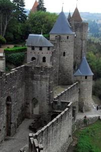 Porte d'aude - Carcassonne