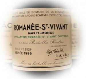 Romanée Saint-Vivant 1999