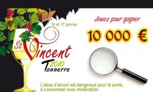 Saint Vincent 2010 - Chasse au trésor