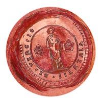 Le sceau de Saint Vivant